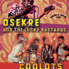Osekre and CooLots at Tropicalia