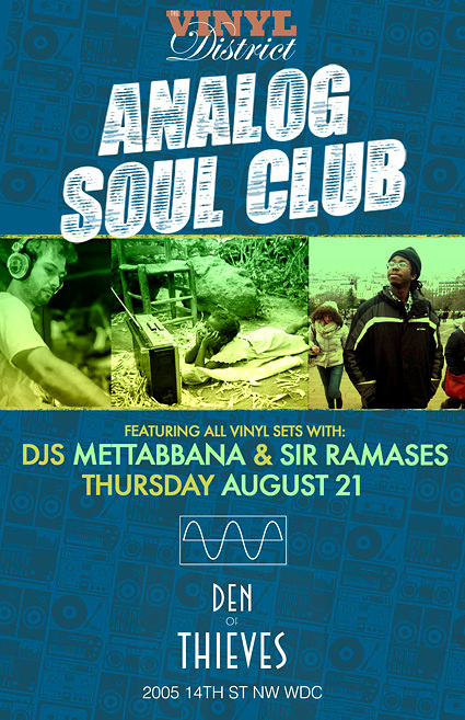 Analog Soul Club
